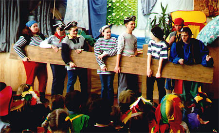 Carnival at 'De Hovelingen-Viking'