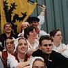 The international Europeade for folk culturer